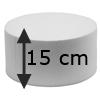 Taart dummy's 15 cm