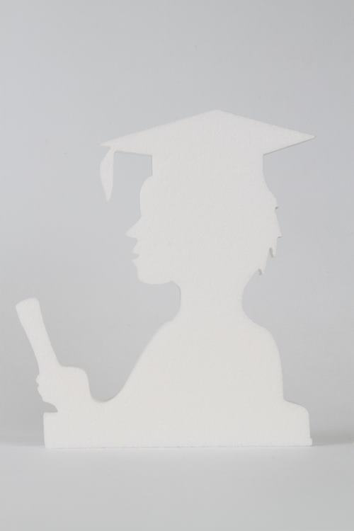Student (hoofd) Man