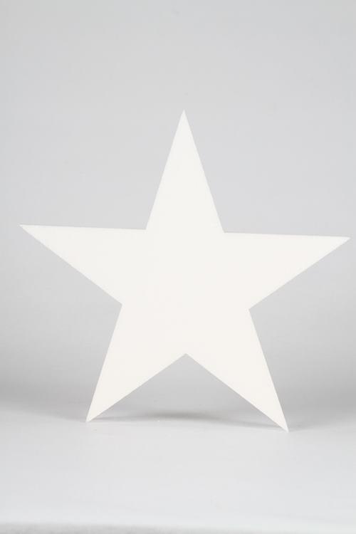 Punt ster, verschillende afmetingen