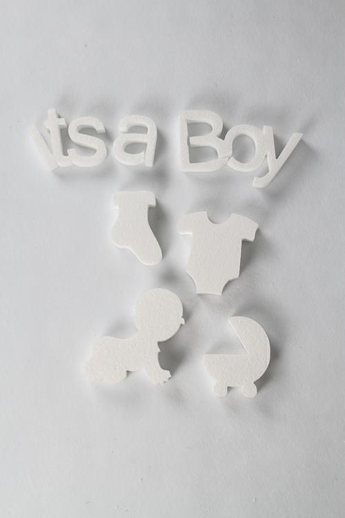Geboorteslinger ''Its a Boy''