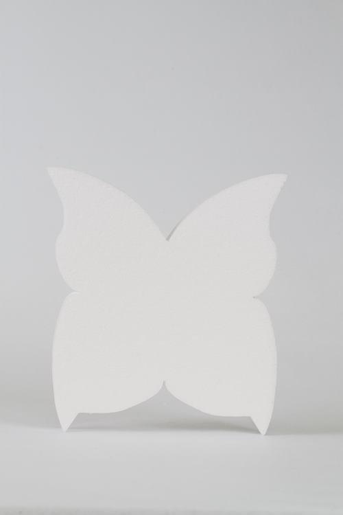 Vlinder 20 x 2 cm