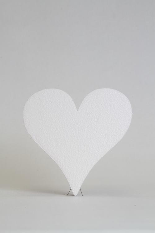 Hart 3 cm dikte, verschillende afmetingen