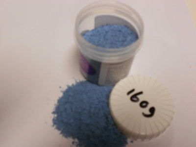 Styro-Scrub Denim blauw