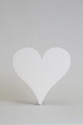 Hart 2 cm dikte , verschillende afmetingen