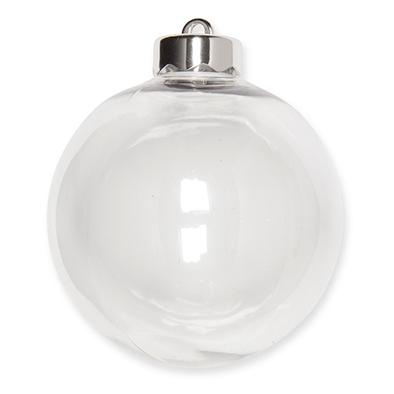 DIY Kerstballen, 10 cm doorsnede, 4 st. per verpakking
