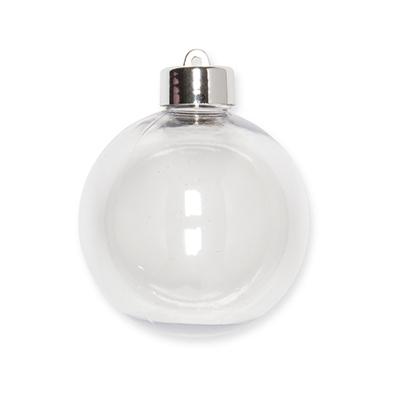 DIY Kerstballen, 8 cm doorsnede, 6 st. per verpakking