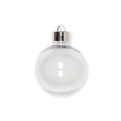 DIY Kerstballen, 6 cm doorsnede, 8 st. per verpakking